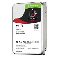 "Жесткий диск для NAS систем 12Tb HDD Seagate IronWolf SATA 6Gbit/s 3.5"" 7200 rpm 256Mb ST12000VN0007"