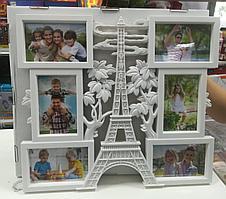 Фоторамка PARIS на 6 фотографий