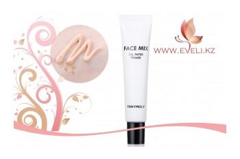 TONYMOLY Face Mix Oil Paper Primer / Матирующая основа под макияж