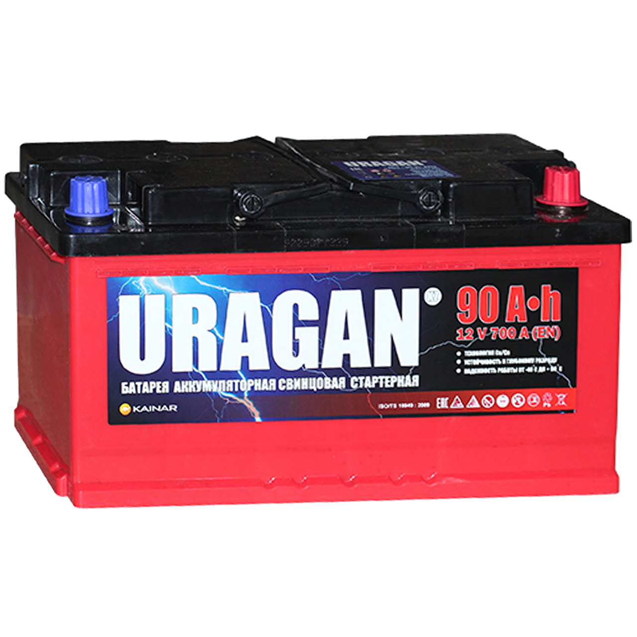 URAGAN 6СТ-90 VL AПЗ (0)