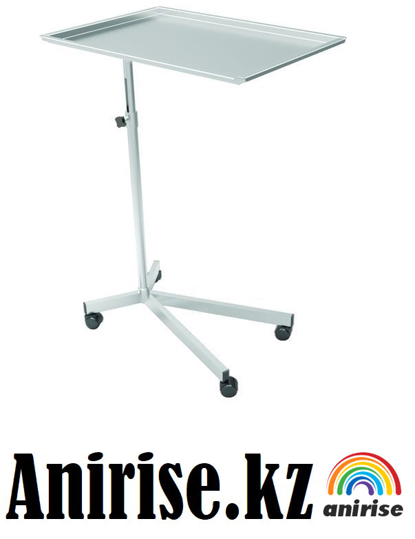 Столик для операционных инструментов (Типа гусь)