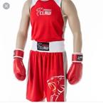 Спортивный костюм для бокса XS