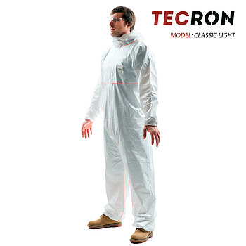 Одноразовый комбинезон TECRON Classic Light
