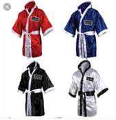 Боксерский халат S
