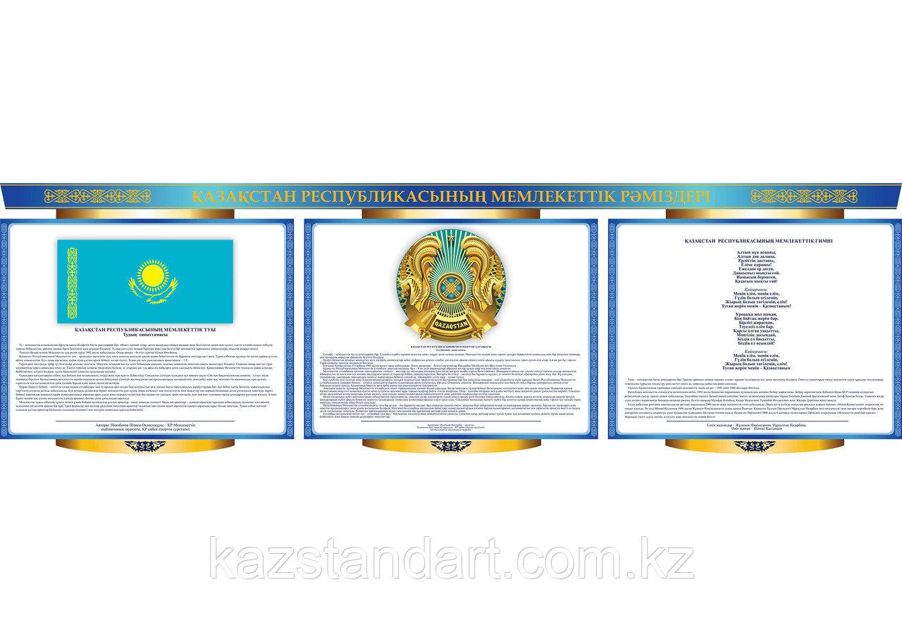Информационные стенды для учебных заведений (Составные с объемными элементами) - фото 5