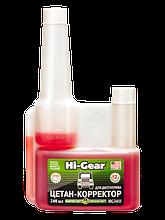 Присадка цетан-корректор для дизельного топлива с SMT² Hi-Gear HG3411 240мл.