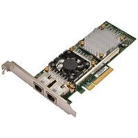 Dell QLogic 57810 Dual Port 10Gb Base-T Network Adapter сетевая карта (540-BBGU)
