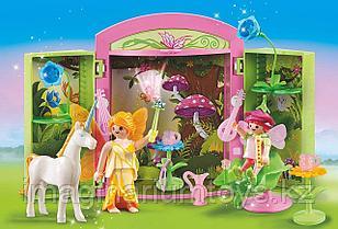 Конструктор для девочек Playmobil «Сад Фей»