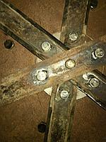 Ножи для дробилки 720мм