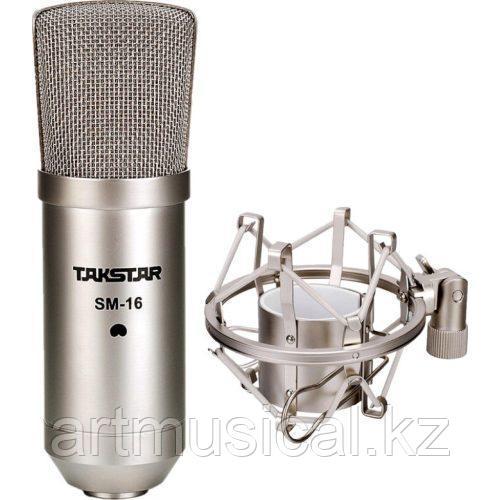 Студийный вокальный микрофон Takstar SM-16-M