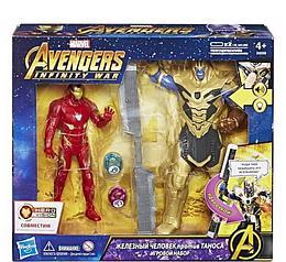 Avengers.Infinity War: Игровой набор Железный Человек против Таноса