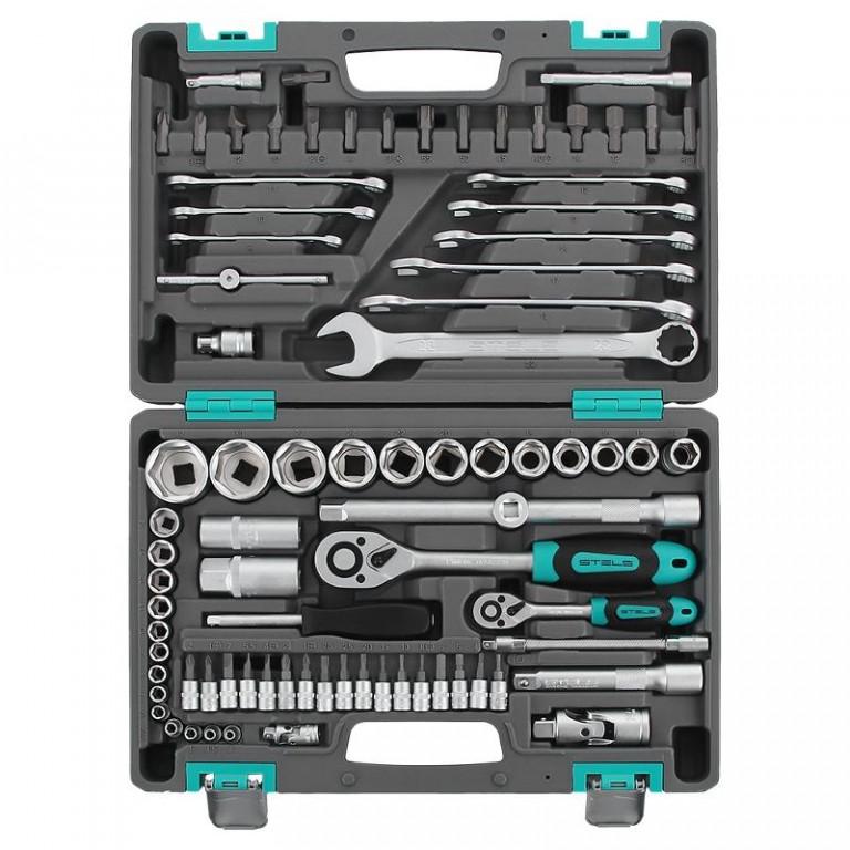 Набор инструментов STELS 82 предмета