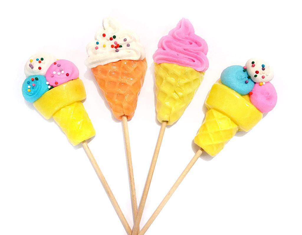 """Леденец """"Мороженое"""" 26гр (30 шт. в упаковке)"""