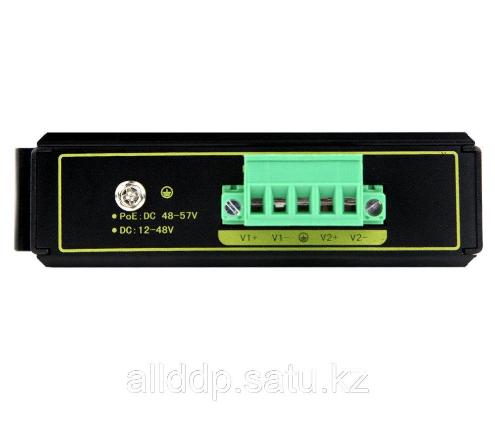 Коммутатор индустриальный 2-портовый ONV-IPS33042F