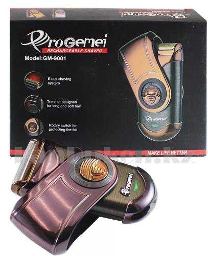 Электробритва Progemei GM-9001 - фото 1
