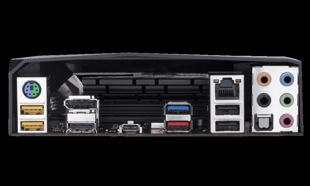 Материнская плата Gigabyte GA-Z270X-Gaming K5, Z270, S1151, 4xDIMM DDR4, 3xPCI-E x16, 3xPCI-E x1, 2xM.2, U.2, DP, HDMI, ATX