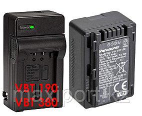 Зарядка panasonic  VW-VBT190 VBT-380