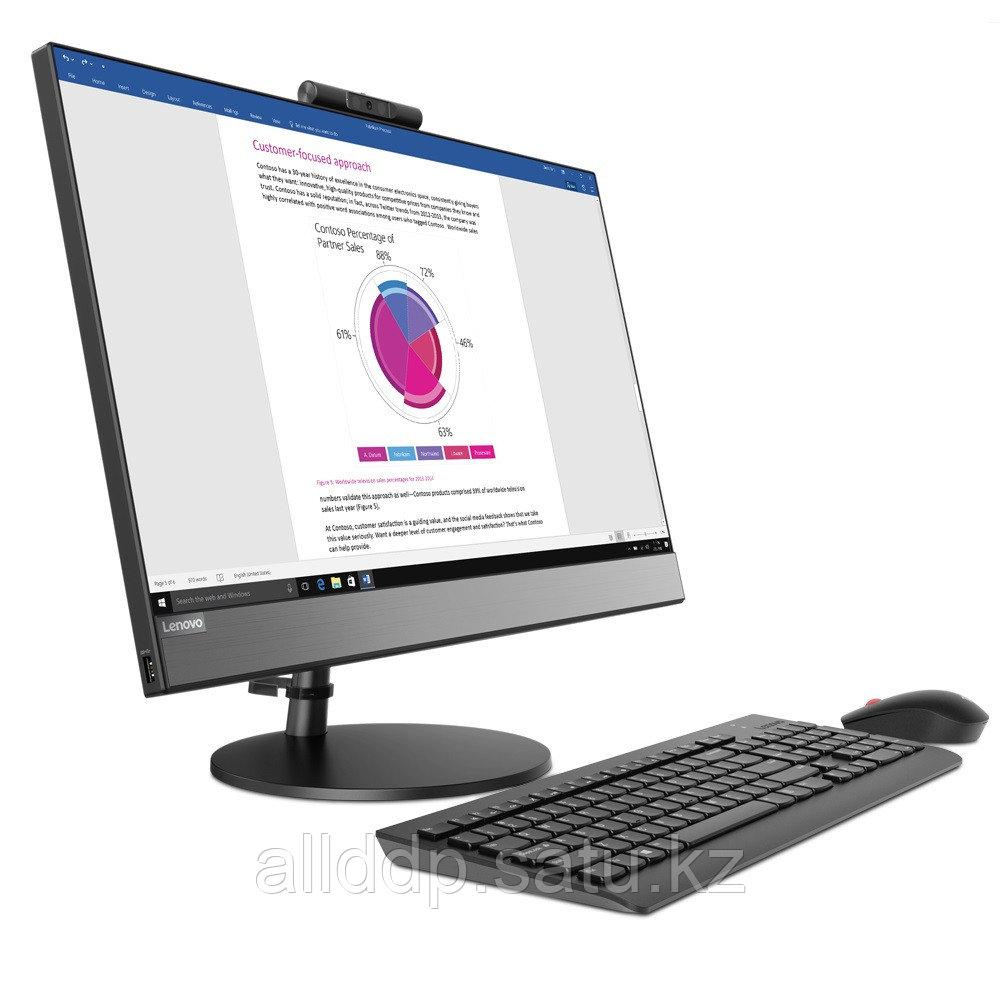 "Моноблок Lenovo IdeaCentre V530 (10US000CRU), 21.5"" FHD/ Intel Core i5-8400T/ 8 GB/ 1 TB/ DVD-RW/ Windows 10 Pro"