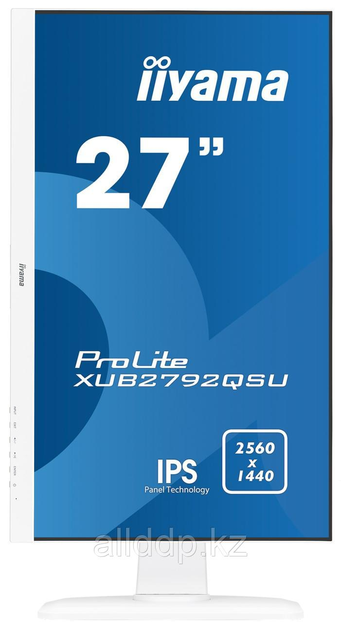 """Монитор Iiyama XUB2792QSU-W1 27"""" QHD/ IPS/ 5ms"""