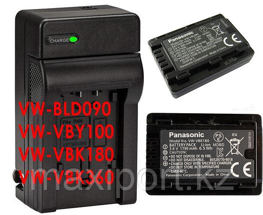 Зарядное Устройство PANASONIC VW-VBK180 VW-VBK360 VW-VBY100 VW-BLD090, фото 2