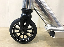 Трюковый самокат SHOW YOURSELF Black-Silver (Хром), фото 2