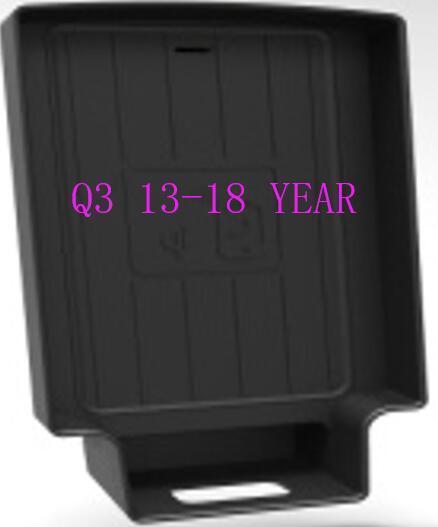 Беспроводная зарядка на Audi Q3,Q5,A3,A4,A5,A6,A7