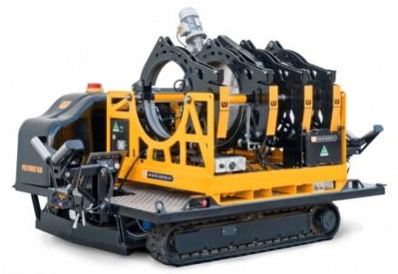 Машина для стыковой сварки PolyForce 630 Series 2 Automatic Track