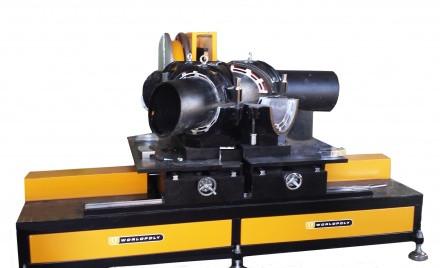 Машина для изготовления фитингов PolyWorkshop 315