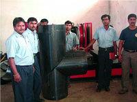 Машина для изготовления фитингов PolyWorkshop 800