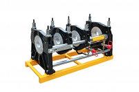 Гидравлическая машина для стыковой сварки PolyBasic 160M Worldpoly, фото 3
