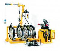 Гидравлическая машина для стыковой сварки Worldpoly 630