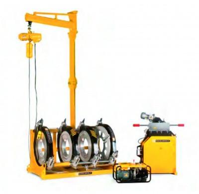Гидравлическая машина для стыковой сварки Worldpoly 800