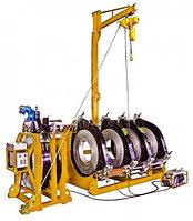 Гидравлическая машина для стыковой сварки Worldpoly 1000