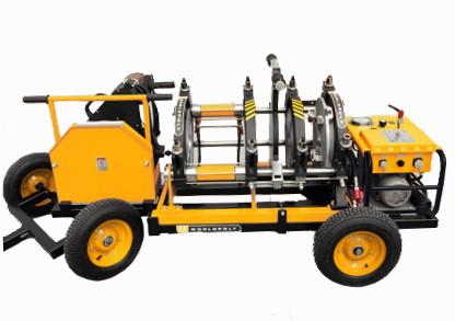 Гидравлическая машина для стыковой сварки Worldpoly 1600