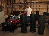 Машина для сварки отводов PolySaddle 1200/500