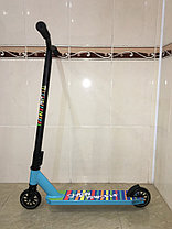 Трюковый самокат SHOW YOURSELF Black-Blue, фото 2