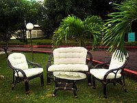 Мебель из ротанга Комплект для террасы Набор для отдыха (The complete set for rest) 01/25