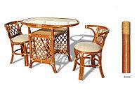 Мебель из ротанга Комплект для террасы Набор для завтрака (The complete set for breakfast) 02/03