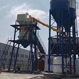 Бетонный завод модель JS-1000 (Бетоносмесительный узел), фото 2