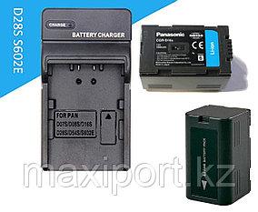 Зарядка panasonic  CGR-D07s CGR-D16s CGR-D28s