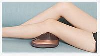 Подушка-массажер шейный расслабляет мышцы шеи, плеч и спины. Роликовый массаж