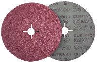Диск фибровый 125x22 мм 3M 982C Cubitron II +36 (55073)