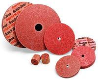 Диск зачистной 3M Scotch-Brite™ Rapid Cut RC-UW 7С CRS Ø 100ммХ6,4ммХ15,9мм грубый