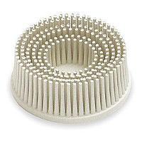 Диск зачистной Scotch-Brite™ Roloc™ Bristle RD-ZB Ø 50,8 мм, P120, белый