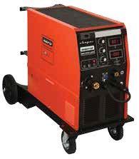Полуавтомат инверторный MIG 2500 J92 STANDART, ММА тележка