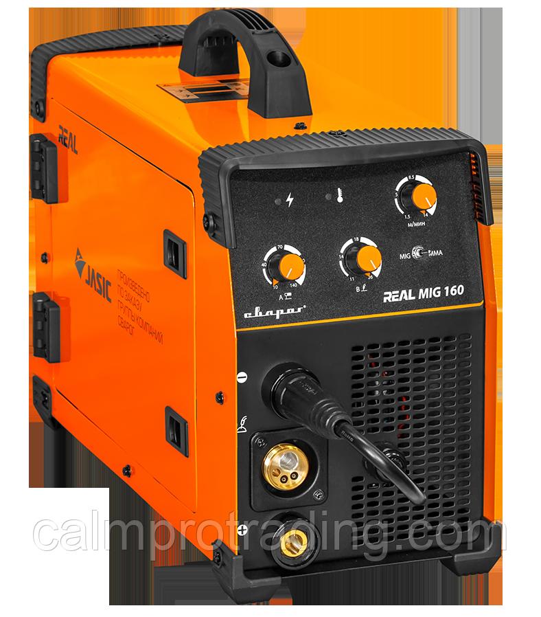Полуавтомат инверторный MIG 160 N24001 REAL Снят с производства