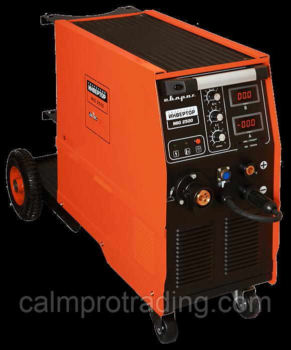 Полуавтомат инверторный MIG 2500 J67 STANDART