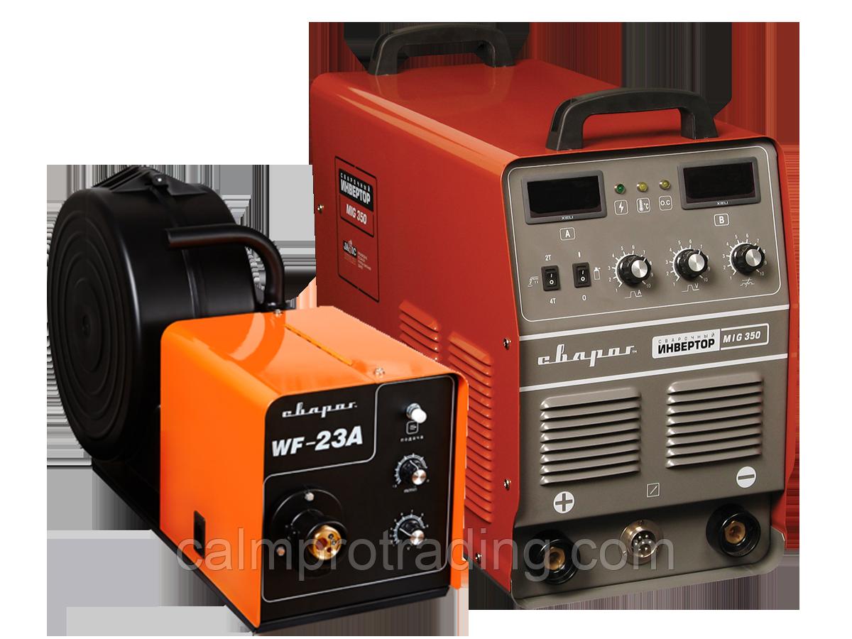 Полуавтомат инверторный MIG 350 J1601 STANDART