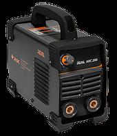 Инвертор сварочный ARC 200 Z238NB Black (маска, краги) REAL