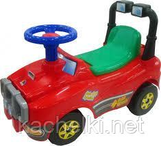Автомобиль Джип-каталка - №3